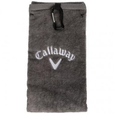 Toalla Callaway Cotton Tri-Fold Corp 16x21 GRYInicio