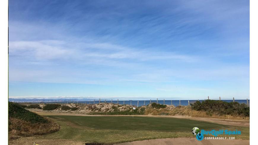 Análisis del campo de golf de El Saler en Valencia